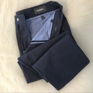 New Bonobos Pants Athletic 31 34 Stretch Chinos